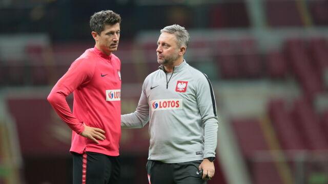 Lewandowski: czasami się męczymy sami ze sobą