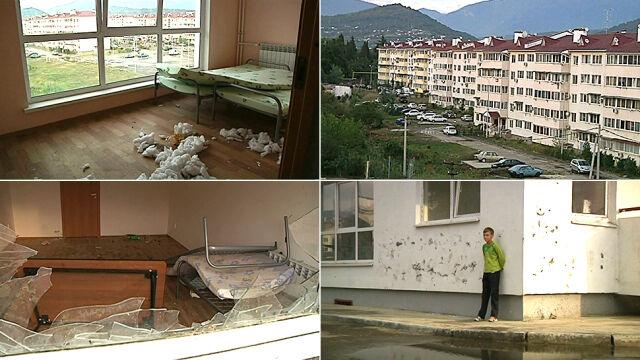 Wioska olimpijska w ruinie. Soczi 19 miesięcy po igrzyskach