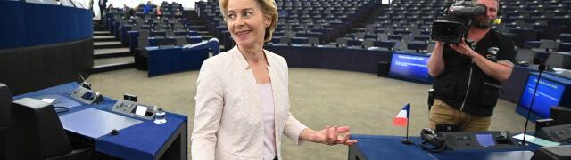"""Nowa szefowa KE o """"elemencie emocjonalnym"""" dzielącym Unię"""
