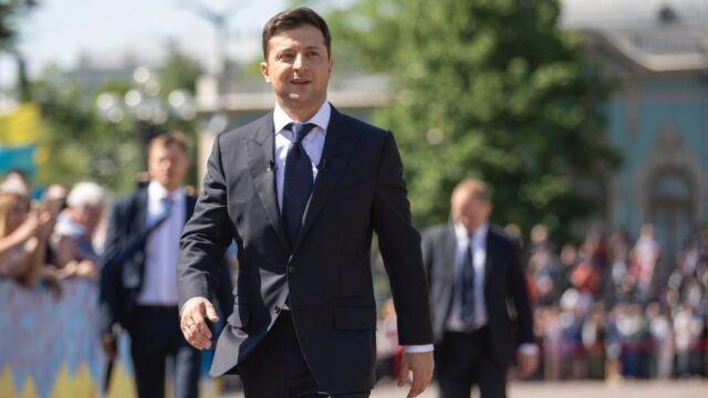 Zełenski odwołał jedenastu ambasadorów
