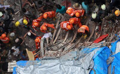 Katastrofa budowlana w Bombaju
