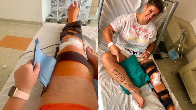 """Anita Włodarczyk już po operacji. """"Sport sportem, ale zdrowie jest najważniejsze"""""""