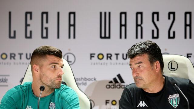 """Gibraltarczycy nie boją się Legii. """"Chcemy wygrać w Warszawie"""""""