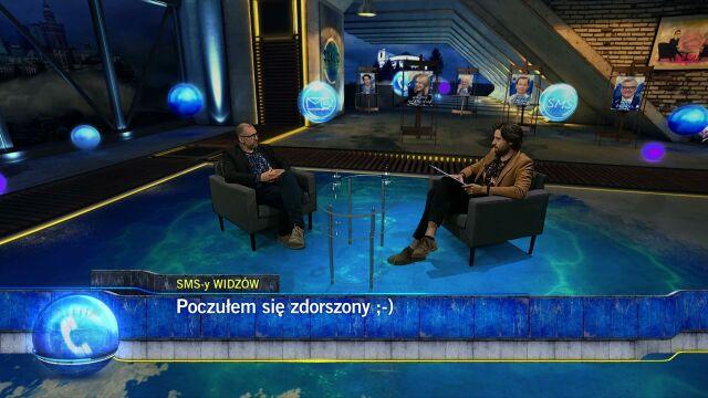 Michał Kempa i Wojciech Fiedorczuk