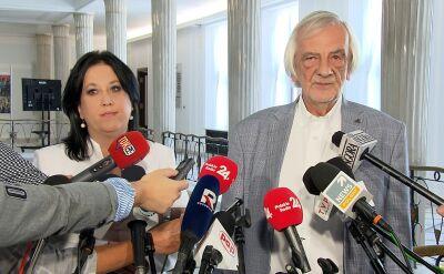 Terlecki i Czerwińska skomentowali wybór Słowaczki na szefową komisji zatrudnienia w europarlamencie