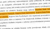 PiS przedstawia projekt ustawy w sprawie pedofilii
