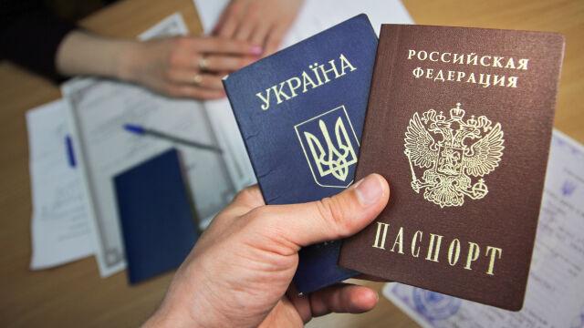 Putin rozdaje obywatelstwo mieszkańcom Donbasu. Kijów ostrzega