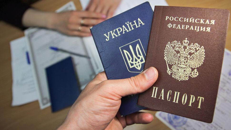 """""""Liczba wniosków rośnie"""". Mieszkańcy okupowanego Donbasu obywatelami Rosji"""