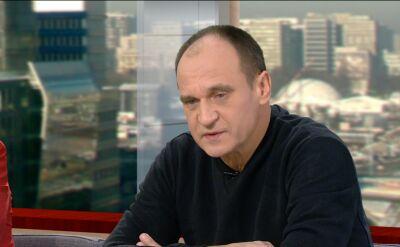 Paweł Kukiz: żal mi tych ludzi