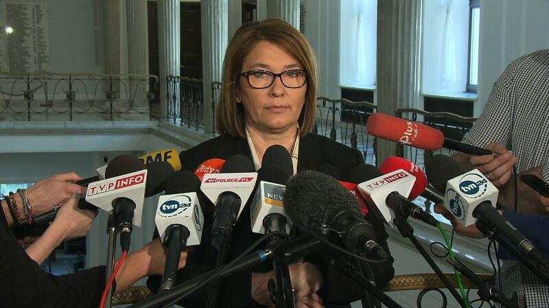 Mazurek: najpóźniej w piątek złożenie wniosku ws. komisji do spraw VAT