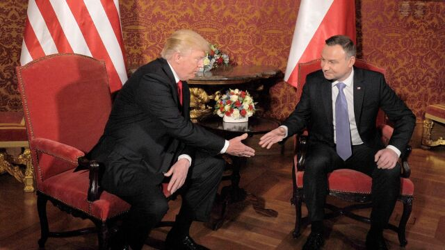 Donald Trump will visit Poland again. He will attend the WWII oubreak anniversary observances