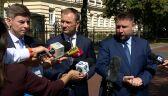 Kontrola poselska PO w KPRM w sprawie lotów służbowych marszałka Kuchcińskiego z rodziną