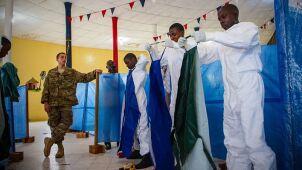 Władze ogłosiły koniec epidemii eboli. Większość zarażonych zmarła