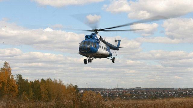 Czarna seria Mi-8. Kolejna katastrofa rosyjskiego śmigłowca. Nie żyje pięć osób