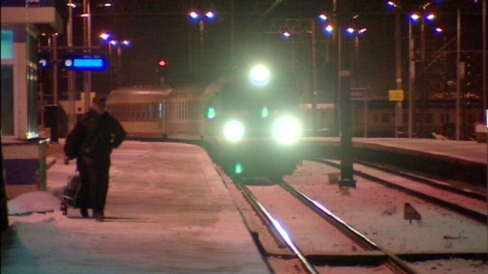 Pechowy pociąg dojechał do celu.  Opóźnienie ponad 1000 minut