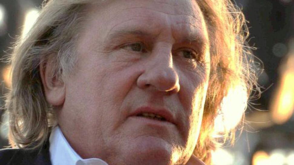 Gerard Depardieu wyprowadzi się z Rosji