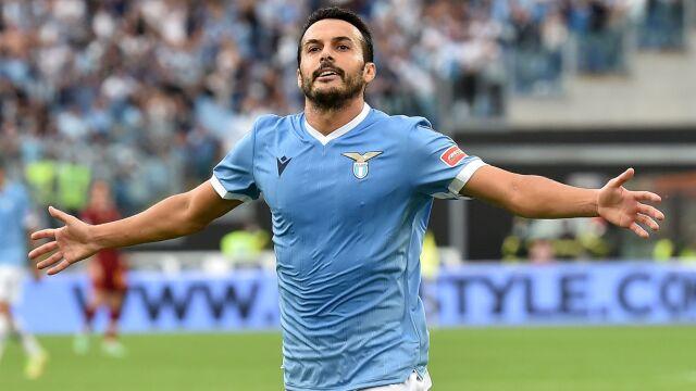 Lazio lepsze w szalonych derbach Rzymu