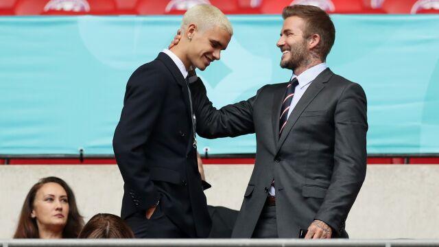 Beckham znów na prawym skrzydle. Syn legendy chwalony po debiucie