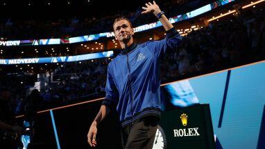 Triumfator US Open wchodzi do gry. Plan transmisji 2. dnia Laver Cup