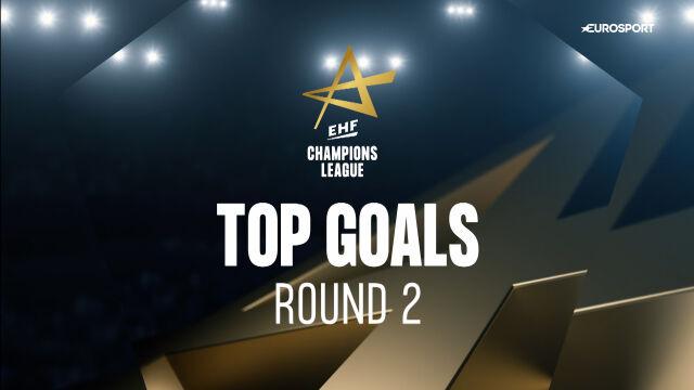 Najpiękniejsze gole 2. kolejki Ligi Mistrzów piłkarzy ręcznych