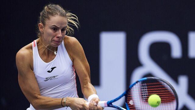 Linette lepsza od Rosolskiej. Polsko-amerykański duet w ćwierćfinale turnieju w Ostrawie