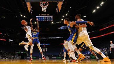 Warriors pokonali najlepszą drużynę tego sezonu NBA