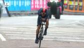 Kwiatkowski na mecie 7. etapu Tirreno – Adriatico