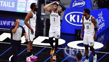 43 punkty Irvinga nie pomogły. Nets zatrzymani w Orlando