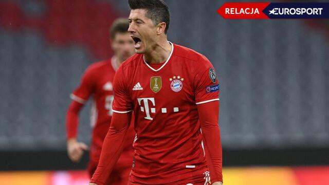 Bayern - Lazio w Lidze Mistrzów (ZAPIS RELACJI)