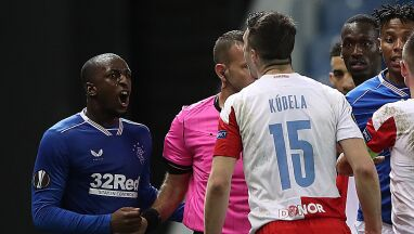 Wojna szkocko-czeska w meczu Ligi Europy. Incydentami zajmie się UEFA