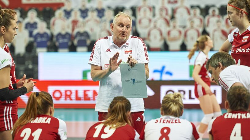 Skład polskiej kadry na Ligę Narodów. Na razie bez Wołosz