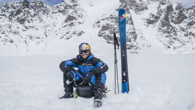 Andrzej Bargiel zdobył kolejny szczyt w Karakorum. Zjechał z niego na nartach
