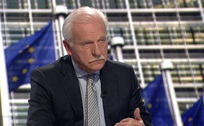 Olechowski o polityce zagranicznej polskiego rządu