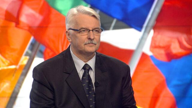 """Witold Waszczykowski był gościem """"Faktów po Faktach"""""""
