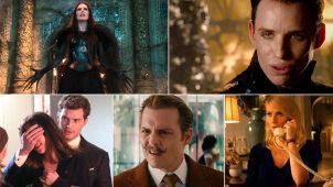 Wielkie gwiazdy Hollywood z nominacjami do Złotych Malin. Wśród nich: Depp, Moore, Paltrow