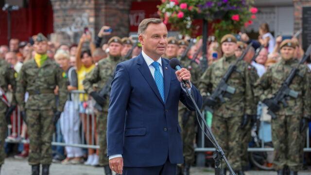 Prezydent: Wojska Obrony Terytorialnej doskonale przygotowane do obrony ojczyzny