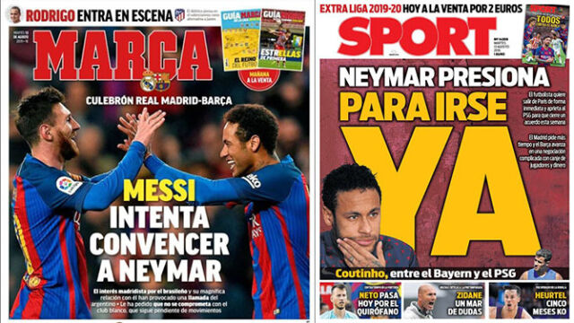 Media: delegacja Barcelony wyleciała do Paryża. Messi odgrywa rolę przy transferze Neymara