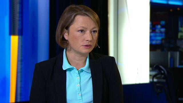 Agata Polińska: leczenie raka w Polsce odbiega od standardów europejskich