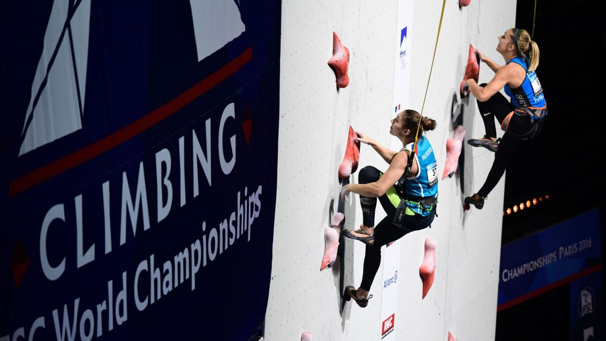 Polka po raz drugi z rzędu mistrzynią świata we wspinaczce sportowej na czas