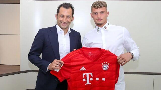 Kolejny transfer Bayernu sfinalizowany. W poprzednim klubie był piłkarzem sezonu