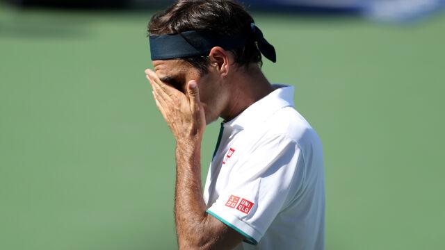 Federer zebrał tęgie lanie od żółtodzioba. Najszybsza porażka od 16 lat