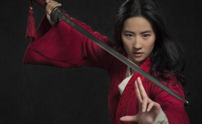 """Liu Yifei zagra główną rolę w aktorskiej wersji """"Mulan"""""""