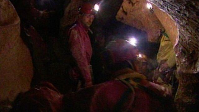 Emanuel Soja o akcjach ratowniczych w jaskiniach