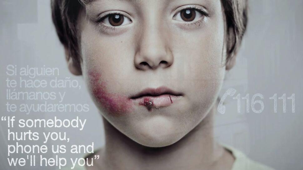 Reklamy dla maltretowanych dzieci. Rodzice tego nie zobaczą