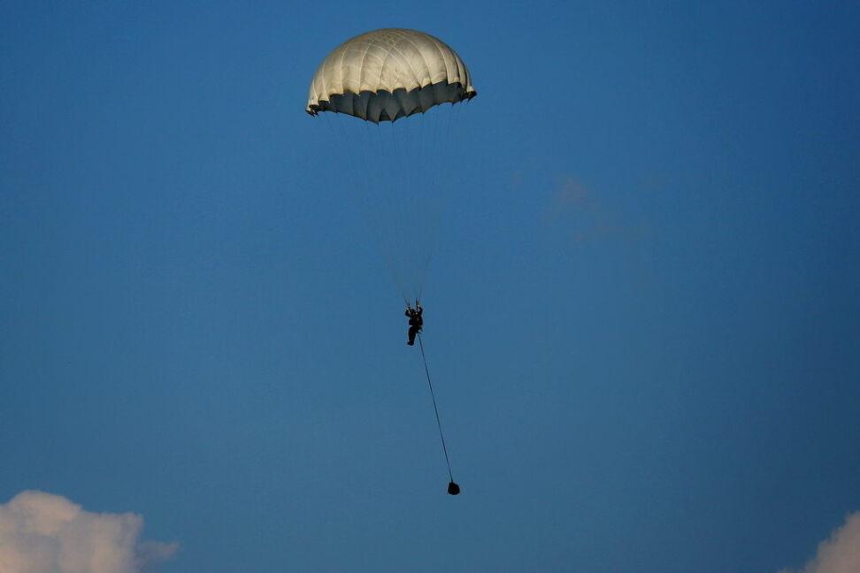 """16 batalion powietrznodesantowy wykonał ponad 300 tzw.  """"nocek"""""""