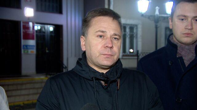 Prezydent Konina Piotr Korytkowski zaapelował o spokój w mieście