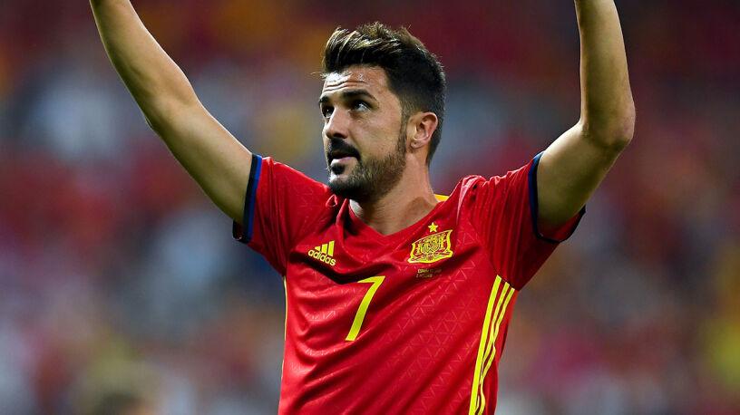 Najlepszy strzelec w historii Hiszpanii kończy karierę