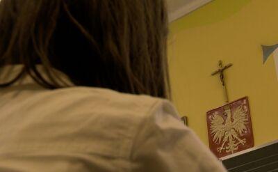 Uczennice opowiedziały o molestowaniu przez księdza