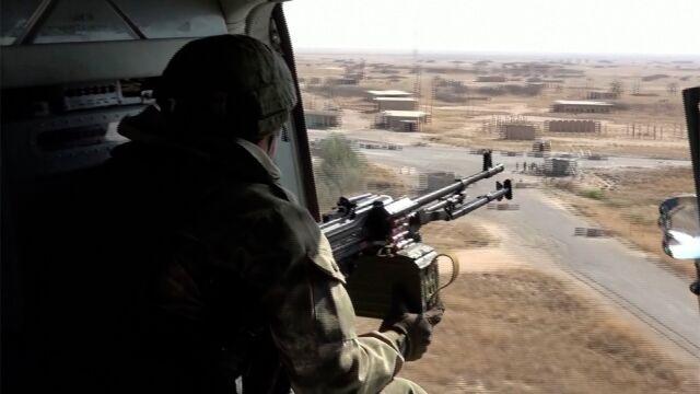 Powstaje pierwsza baza rosyjskich śmigłowców w północnej Syrii