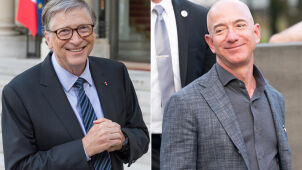 Najbogatsi ludzie świata. Zmiana na szczycie
